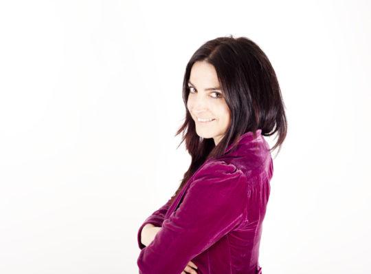 Amaia Agirre, participa en el programa de Acompañamiento