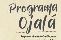 Programa Ojalá de alfabetización en castellano