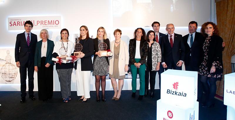 Elvira Gallego, Iratxe Zuluaga, Lourdes Moreno