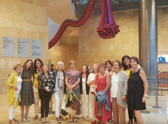 Afterwork AED , visita al Museo Guggenheim Bilbao