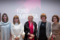 Jornada 'Mujeres Líderes en Sectores y Puestos Directivos Masculinizados'