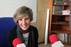 María Caballero participa en el programa de radio Think And Roll