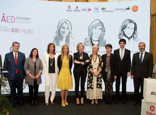 Premios Empresariales AED: mujeres que inspiran