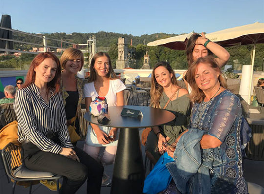 (ES) After Work en la Terraza NYX de Bilbao