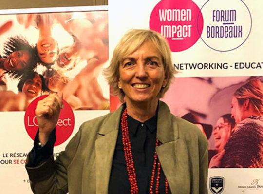 (ES) AED participa en el  Women Impact Forum en Burdeos