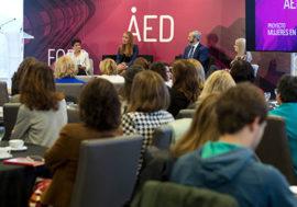 Proyectos liderados por AED
