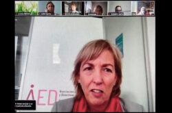 AED analiza el impacto del COVID-19 en las empresarias y directivas de Bizkaia